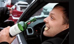 Алкоголикам не место за рулем