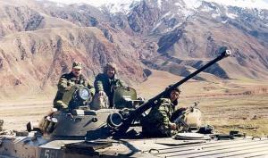 Ветераны в Таджикистане