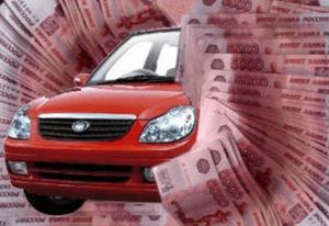 Начисление транспортного налога
