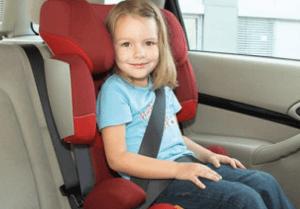 Перевозка детей в автомобиле согласно ПДД