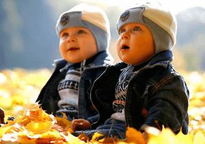Двойняшки - двойная радость