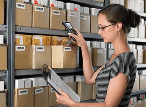 Регистрация и учет товаров