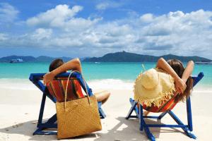 Долгожданный отпуск