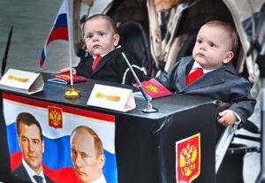 Маленькие граждане России