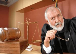 Судебный процесс с обеспечением