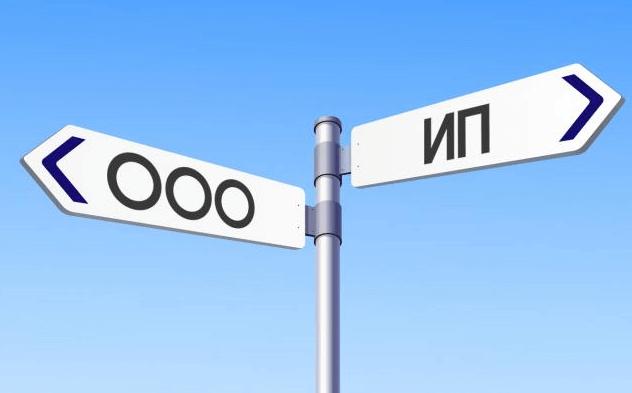 Открыть ИП или ООО? Какая форма собственности лучше? Основные отличия ИП и ООО и их регистрация