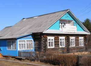 Оформление кадастрового паспорта на деревенский дом