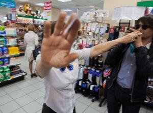 Сотрудники магазина против фотосъемки