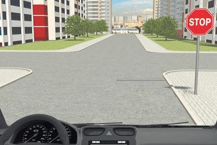 Как правильно выполнить обгон на нерегулируемом перекрестке, не создавая аварийную ситуацию