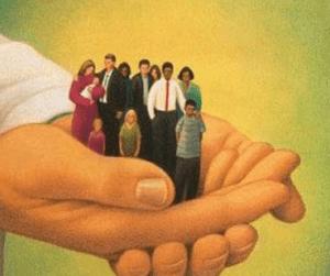 Обязательное социальное страхование