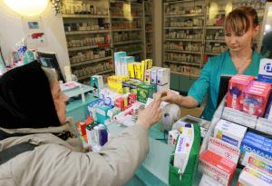 Выдача льготных лекарств