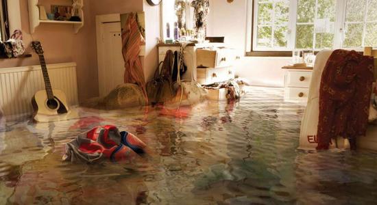 оценка ущерба от затопления соседом сверху