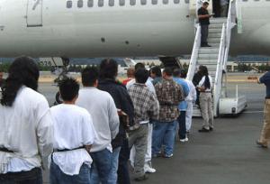 Административное выдворение мигрантов