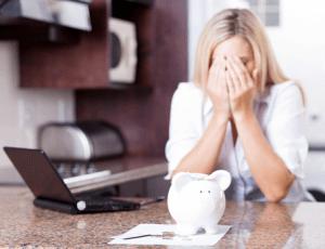 Нет денег на погашение кредита