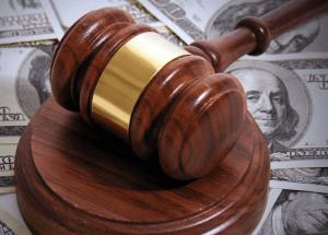 Судебное разбирательство с банком