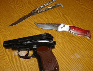 Орудия преступлений