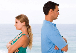 Развод - стресс для обоих супругов