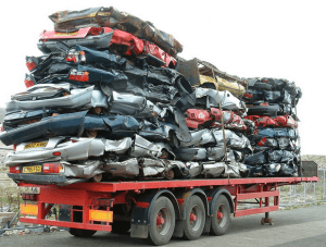 Утилизация автомашин