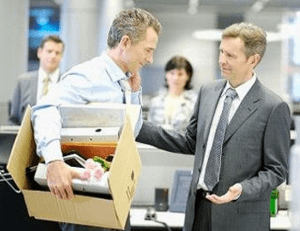 Увольнение - путь к новой должности