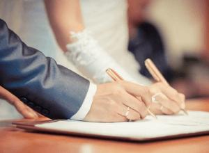 образец заявления для смены паспорта после замужества