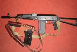 Гладкоствольное оружие Сайга