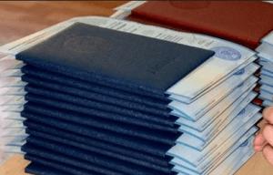 Поддельные дипломы