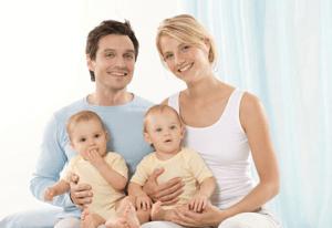 Появление двойняшек в первые роды