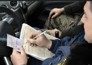 Штраф за перевозку детей без автокресла