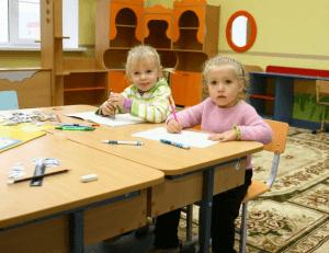 Изыскание дополнительных мест в детсадах