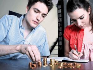 Подсчет среднедушевого дохода семьи