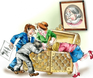 Порядок вступления в наследство