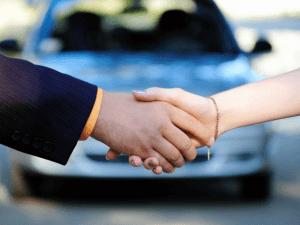Сделка по купле-продаже автомобиля