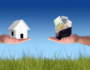 Стоимость сделок с недвижимостью