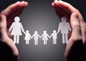 Социальная помощь малоимущим семьям