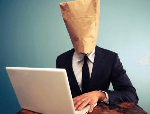 Анонимная жалоба игнорируется