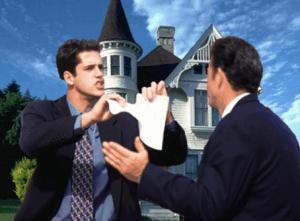 Расторжение соглашения о дарении недвижимости
