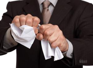 Расторжение соглашения в одностороннем порядке