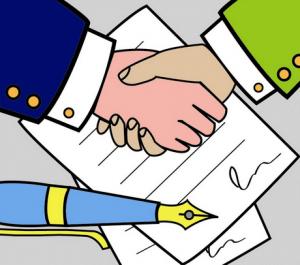 Договор с агентом
