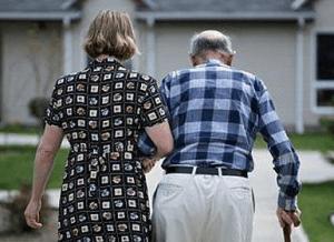 Пособие по уходу за пожилым