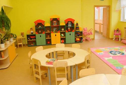 Детский сад для внуков