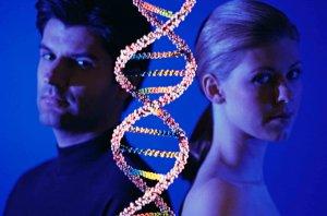 Изменение генетики в потомстве родственников