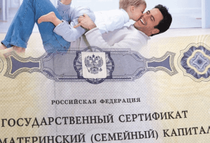 Материнский капитал отцу