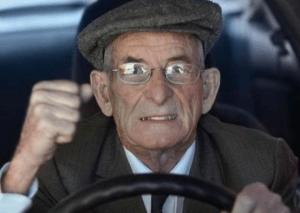 Пенсионеры рулят