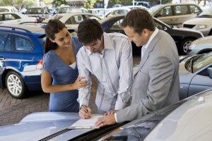 Купля-продажа машины
