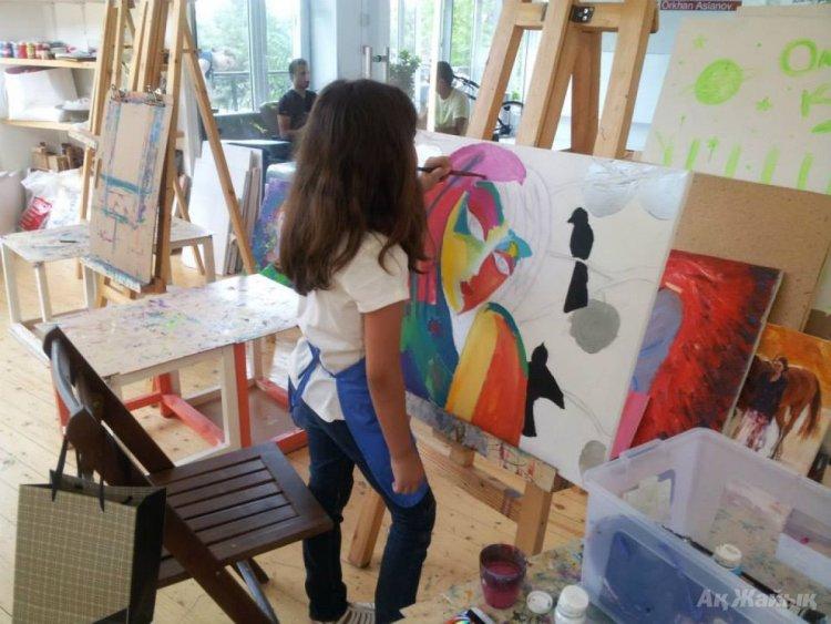 Обучение в школе искусств