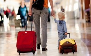 За границу с детьми