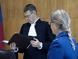Зачитывание приговора