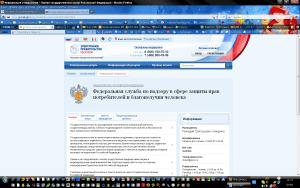 Сайт Госуслуг
