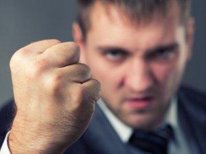 Угроза насилия