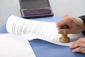 Заверение сделки нотариусом